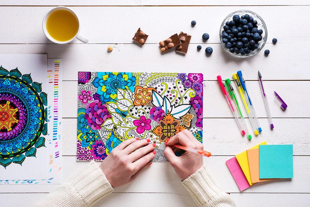 Les Meilleurs Coloriages Mandalas Classement Comparatif Guide D Achat En Janv 2021